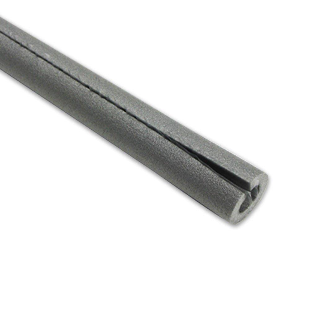2m PE-Rohrisolierung geschlitzt DN 16-18mm Isolierst/ärke 13mm
