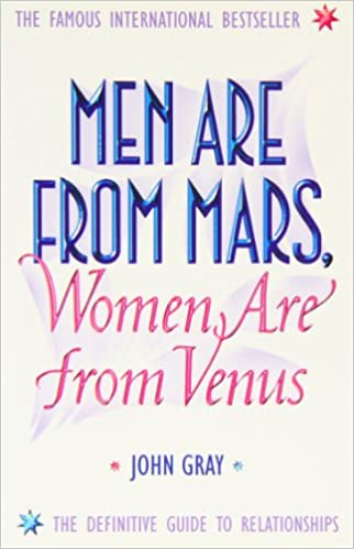 Men Are From Mars, Women Are from Venus price comparison at Flipkart, Amazon, Crossword, Uread, Bookadda, Landmark, Homeshop18
