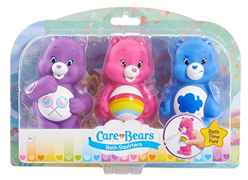 Just Play Care Bears Bath Squirters Toy (3 Pack)