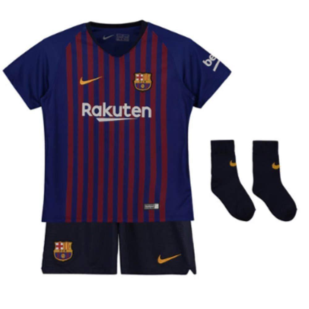 d2578ae66 Amazon.com   NIKE FC Barcelona Breathe Home Baby Kit   Sports   Outdoors
