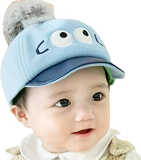 mnoMINI Sombrero de Lana para bebé niño o niña, Gorro de Casquette ...