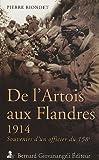 Image de De l'Artois aux Flandres