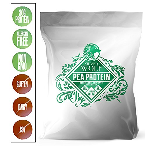 3lb-Bag-Pea-Protein-Isolate-by-Silver-Wolf-Unflavored-Zero-Carb-30-Grams-of-Protein-per-Serving-Made-from-100-Yellow-Pea-Grown-in-North-America