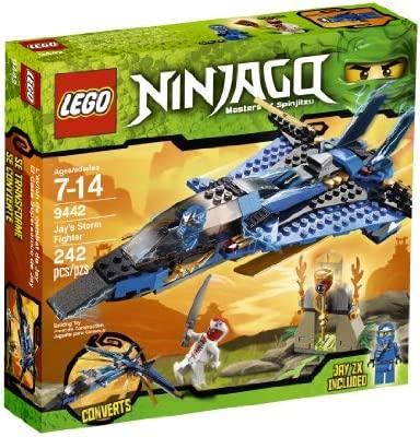 LEGO Ninjago Jays Storm Fighter 242pieza(s) Juego de ...