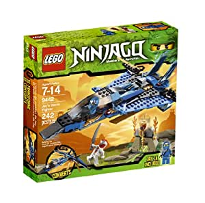 LEGO Ninjago Jay's Storm Fighter 9442