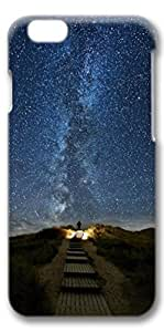 iPhone 6 Case, Custom Design Covers for iPhone 6 3D PC Case - Starry Sky