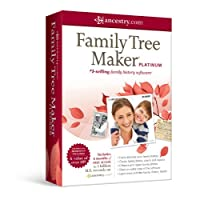Family Tree Maker 2011 Platinum [Old Version]