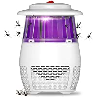 Mosquito Zapper Tent Light, Womdee Portable LED Mosquito Killer Lamp USB Rechargeable UV Insect Killer Lamp Bug Zapper Lamp for Outdoor Bedroom Baby Room Office
