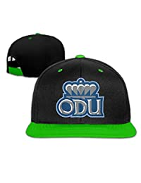 Fashionable Old Dominion University Logo Adjustable Baseball Hip-hop Caps