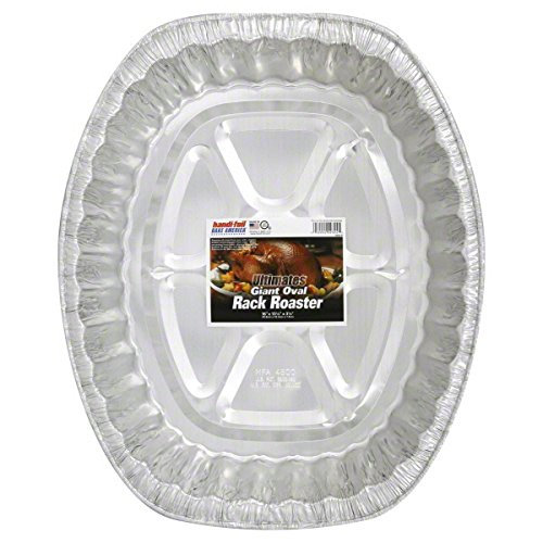 (Handi Foil Ultimate Giant Oval Rack Roaster)