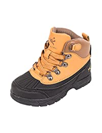 RUNS KING Kid's Outdoor Altitude IV Hiking Boots(R70H03KID)