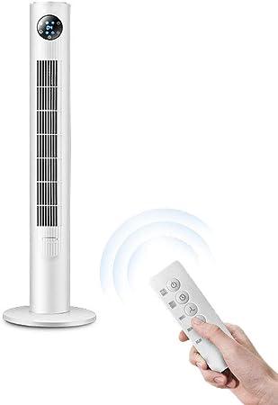 n / a Ventilador de Torre sin Aspas Climatizador Frio Calor con ...