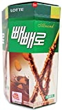 Lotte Pepero Chocolate Almond Sticks 128g