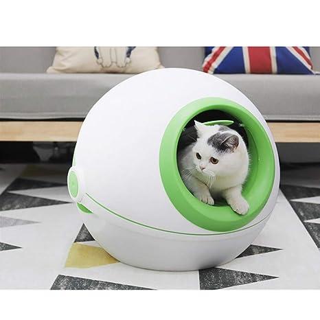 Caja de arena para gatos Caja de arena autolimpiable animal ...