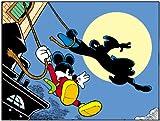 Mickey Mouse Meets Blotman, Pat McGreal and Carol McGreal, 0911903976