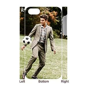 Cheap Hard Back Cover Case for Iphone 4,4S 3D Phone Case - Zac Efron HX-MI-060640