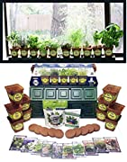Starting a herb garden is easy and fun! There's nothing better than having fresh herbs right at your fingertips, ready for use. Whether you're a beginner or a master gardener, this herb kit includes everything needed to create that perfect indoor her...