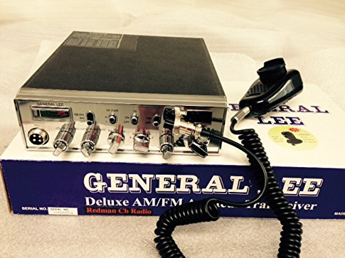Redman Cb Custom Tuned General Lee 10 meter Radio (Best Value Cb Radio)