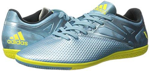 best sneakers c59e7 e283d adidas Performance Men s Messi 15.3 Indoor Soccer Shoe, Matt Ice ...