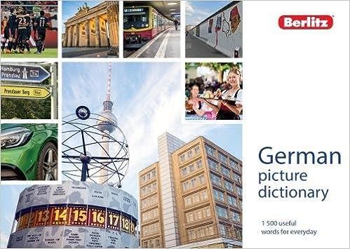 Berlitz Picture Dictionary German (Berlitz Picture Dictionaries)