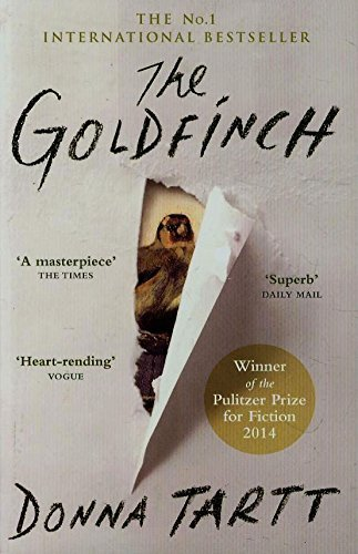 The Goldfinch by Donna Tartt (2014-06-05)