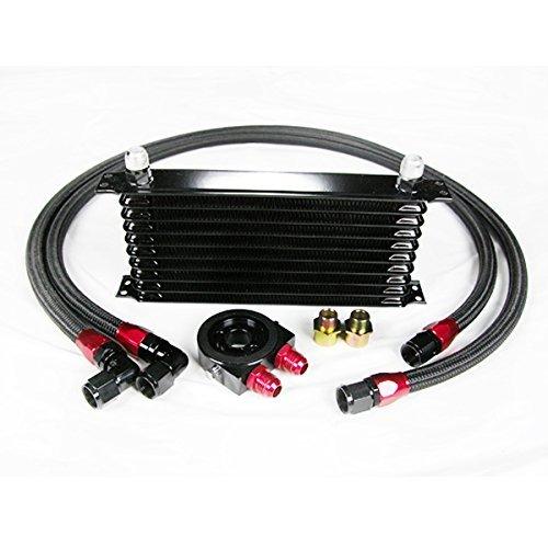 UPC 840028125251, Rev9Power Rev9_OCK-5127; Universal 10 Row Oil Cooler Kit