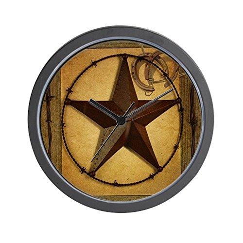 CafePress Texas Star Horseshoe Western Unique Decorative 10