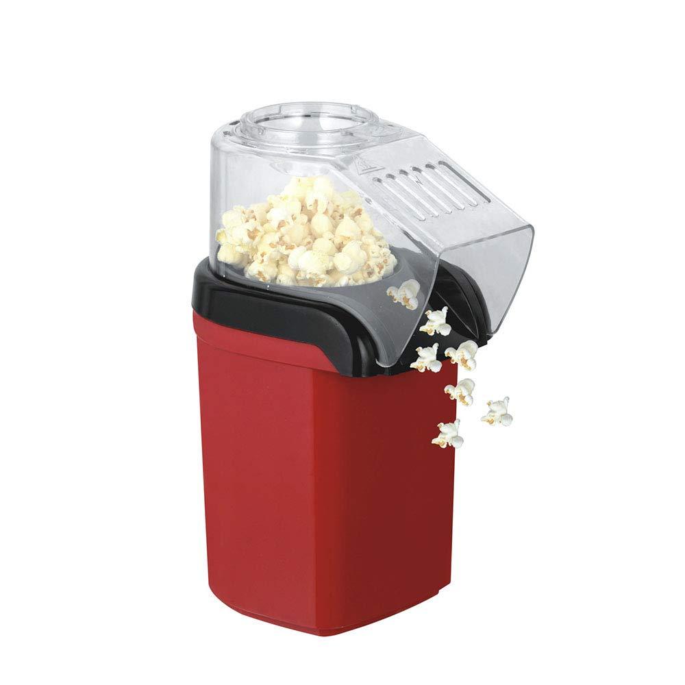 tienda de venta en línea rojo1200 110volts Douerye Mini máquina de Las Palomitas del del del hogar, sartén, máquina de Las Palomitas del secador de Pelo eléctrico, máquina eléctrica del Popcorn de la aplicación 110V,rojo1200,110volts  muchas sorpresas