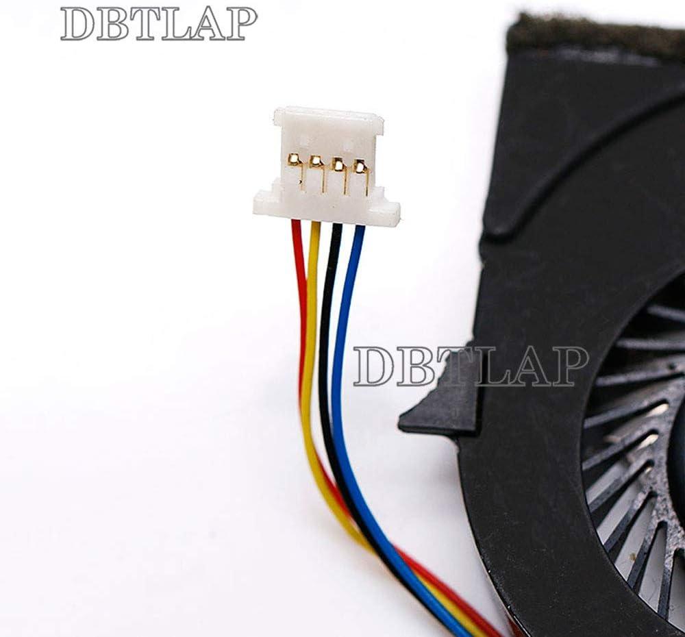 DBTLAP Compatible for ADDA AB04505HX050BZ0 5V 0.50A 00CWWB CPU Cooling Fan