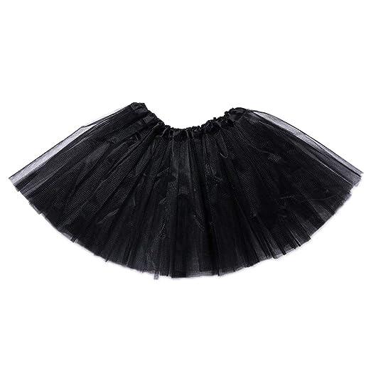 HeiHy 80s Falda tutú para Mujer Adulto, Accesorio de Disfraz de ...
