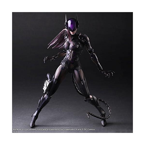 51agGW100 L Square Enix Dc Comics Play Arts Kai Catwoman Action Figure Tetsuya Nomura
