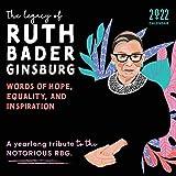 2022 The Legacy of Ruth Bader Ginsburg Wall