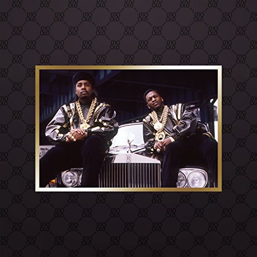 In The Ghetto (Drums And Rakim)