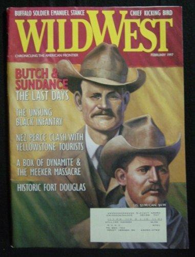 Magazine Wild West (Wild West Magazine, February 1997, Volume 9 Issue 5)