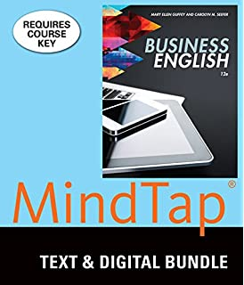 Business english mindtap course list 9781305499867 business bundle business english loose leaf version 12th mindtap business communication fandeluxe Image collections
