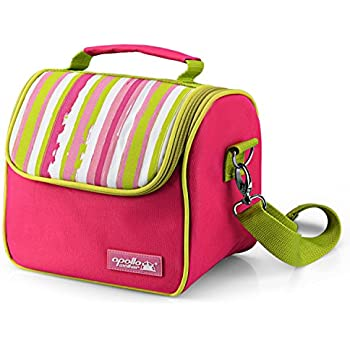 adult lunch box shoulder strap