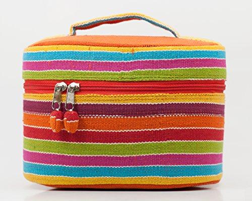 Lantern Stripe (Lantern Moon Oval Stripe Bag (Rainbow)