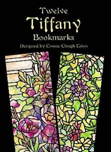 Twelve Tiffany Bookmarks (Dover Bookmarks) from imusti