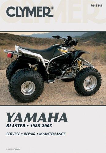 Yamaha Blaster 1988-2005 (Clymer Manuals: Motorcycle Repair)