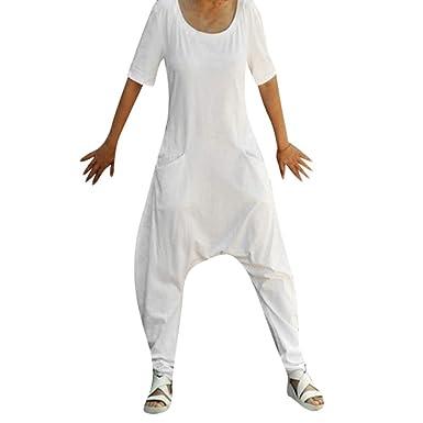 Jumpsuit - Chándal para Mujer, Deportivo, Yoga, Elegante, de ...