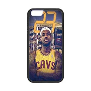 "LeBron James basketball god 23 phone Case Cove For Apple Iphone 6,4.7"" screen Cases FANS4830162"