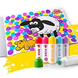 Children's Drawing Set, 3-6 Year Old Child Graffiti, Holiday Gift for Boys & Girls,Painting...