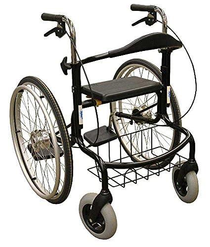 Andador silla de ruedas tukimet: Amazon.es: Salud y cuidado ...