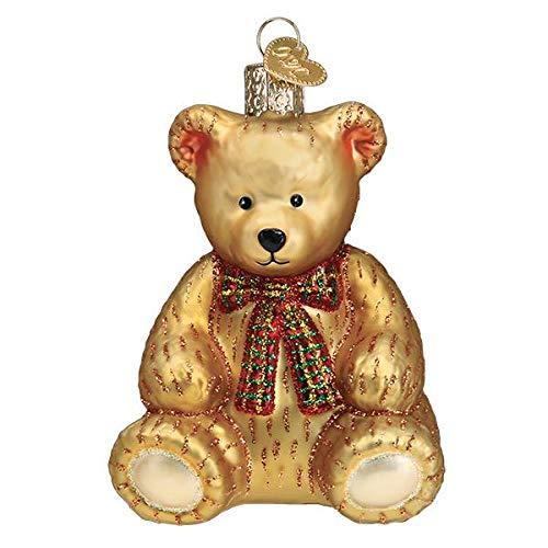 Old World Christmas Teddy Bear
