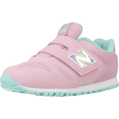 5427b3662 New Balance Girl Shoes, Colour Pink, Brand, Model Girl Shoes IZ373 M1 Pink:  Amazon.co.uk: Shoes & Bags