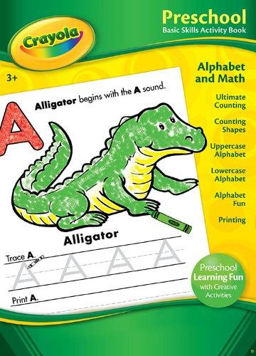 amazon com bendon publishing crayola preschool basic skills