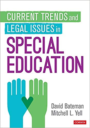 Significant Special Education Legal >> Current Trends And Legal Issues In Special Education David Bateman