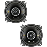 Kicker 40CS44 Car Audio Coaxial 4 Speakers Pair CS4 (Certified Refurbished)
