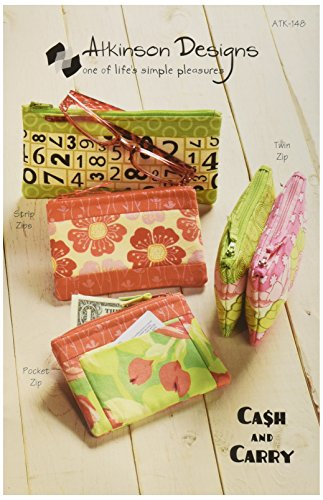 Designs Cash - Atkinson Design ATK148 Cash & Carry Pattern