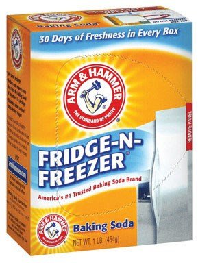 Arm & Hammer Fridge-N- Freezer Baking Soda Unscented Boxed 1 Lb.